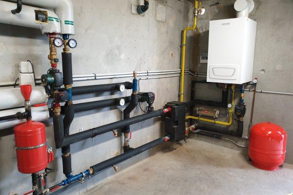 Brotje WGB 70 – Condensation gaz naturel